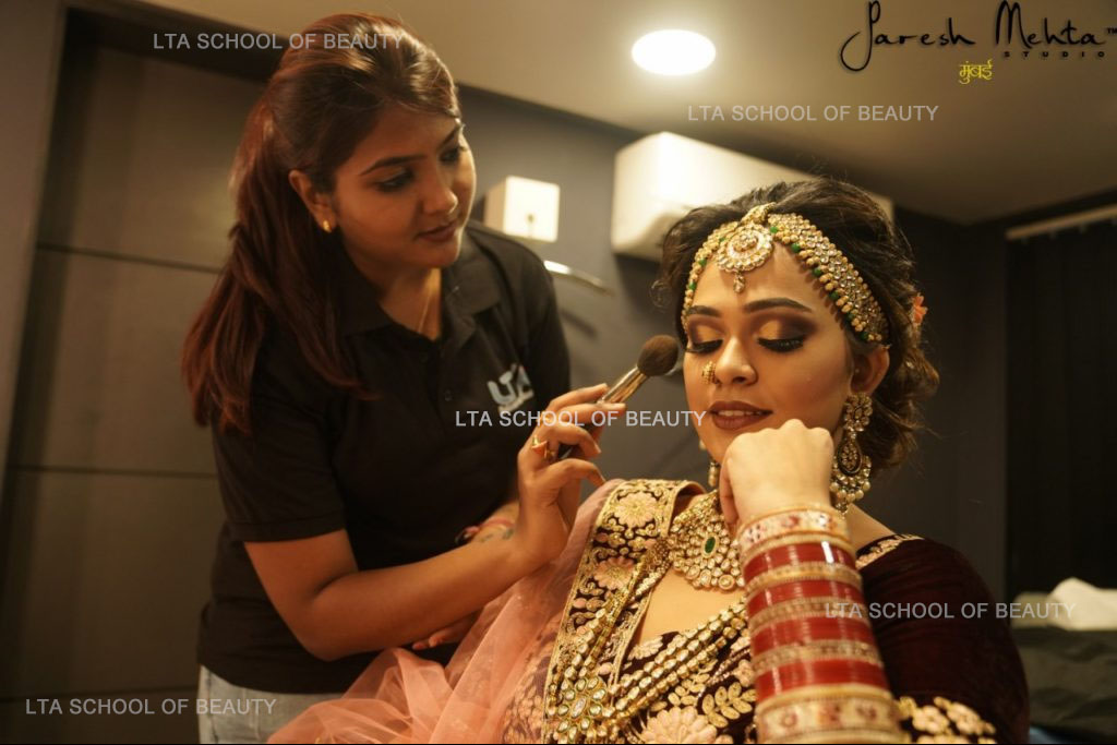 LTA School of Beauty - India's Best International Beauty Academy - Learn  Makeup Online - LTA