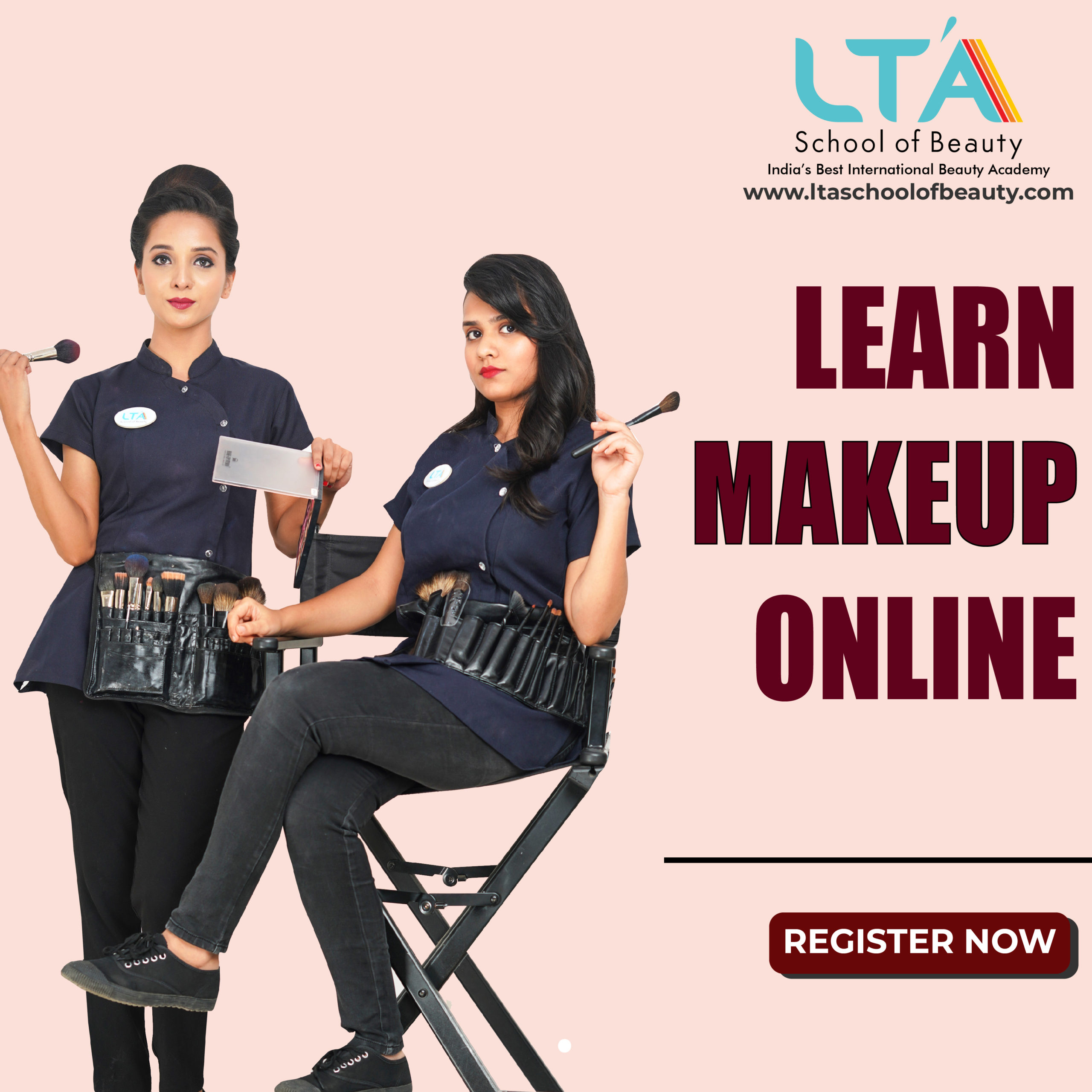 learn makeup online